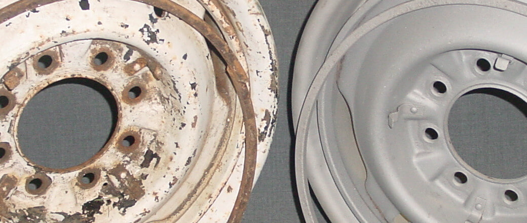 Sandblasting, Garnet, Rust Removal, Slideshow 6