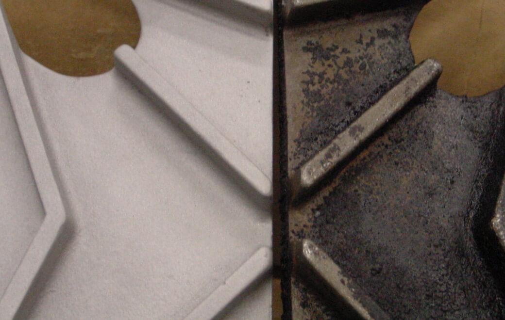 Sandblasting, Crushed Glass, Mill Scale Removal, Slideshow 4