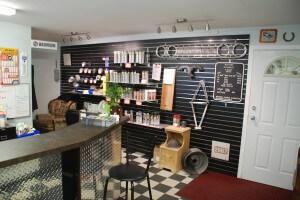 Langley U-BLAST's Store front